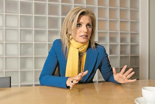 Ulrike Hefel Foto: VN/Hartinger