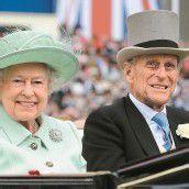 Queen und Prinz Philip feiern Eiserne Hochzeit