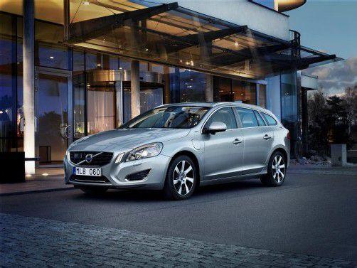 Volvo startet die Produktion des Diesel-Plug-In-Hybrid. Foto: werk