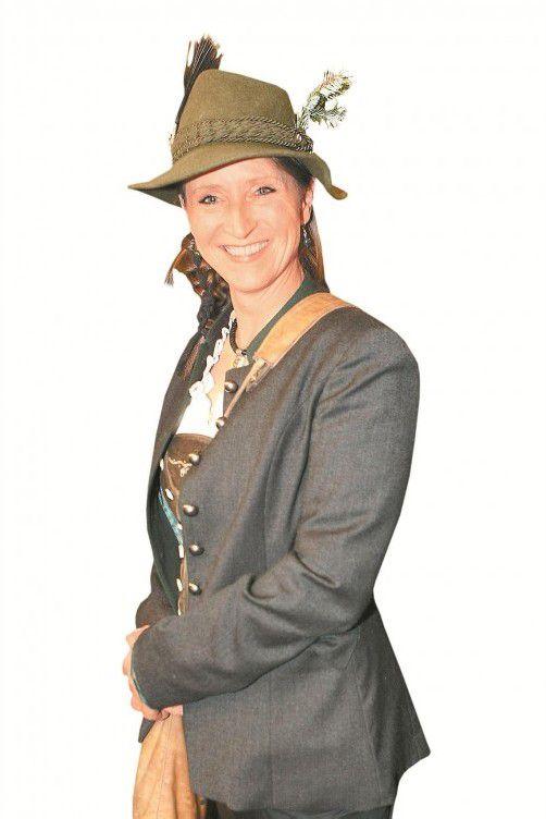 Waidfrau: Desireè Hron.