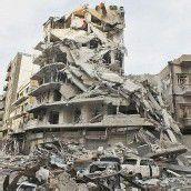 Mehr als 70 Tote bei Luftangriff in Syrien