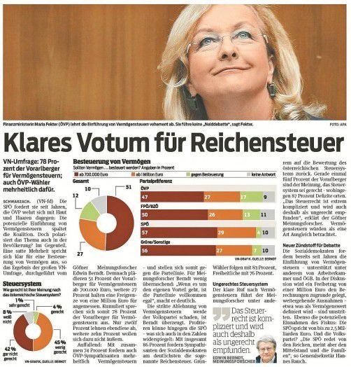 Zum VN-Bericht vom 1. November 2012.