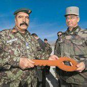 Französische Truppen beenden Kampfeinsatz in Afghanistan