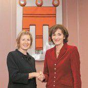 Zwei starke Frauen, zwei neue Herausforderungen: Gabriele Nussbaumer und Bernadette Mennel