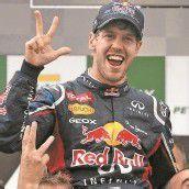 Vettel ist wieder Weltmeister