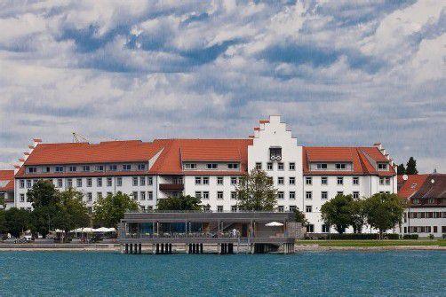 Über den Sommer sei das Seehotel gut gelaufen. Im kommenden Sommer rechne man sogar mit einer Überbuchung. vn/Steurer