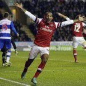 Arsenal dreht 0:4 in einen 7:5-Sieg um