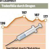 Über 30.000 Österreicher sind derzeit drogenkrank
