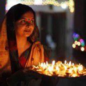 Diwali-Feierlichkeiten in Indien