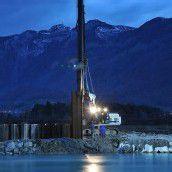 Kraftwerksbau nach Dammbruch in Verzug