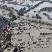 Hochwasseralarm in Rom