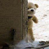 Teddy braucht ne Pause