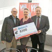 Charity Race: 8300 Euro für Ma hilft