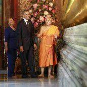 US-Präsident in Thailand