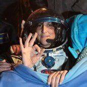 Raumfahrer nach 127 Tagen im All gelandet