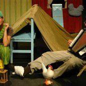Kindertheater in Nüziders