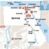 In Ägypten spitzen sich die Ausschreitungen zu