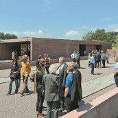 Architekt Bernardo Bader erhält für die Gestaltung des islamischen Friedhofs in Altach den Piranesi-Preis
