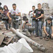 Gefechte im Gazastreifen