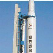 Raketenstart verschoben