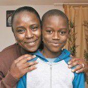 Bleiberecht für Ansu und seine Mutter /A10