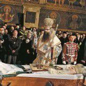 Bulgarien trauert um Patriarch Maxim