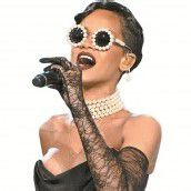 MTV Awards Rihanna gilt als Favoritin /D3