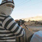 Syrische Rebellen erobern weiteres Gelände