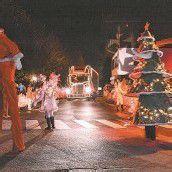 Vorfahrt für Weihnachten im Montafon