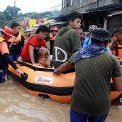50 Tote: Taifun wütet auf den Philippinen