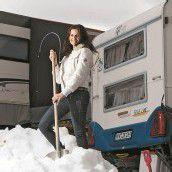 Oase für Wintercamper