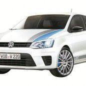VW Polo mit einer Spitze von 243 km/h