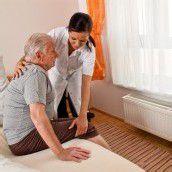 Herausforderungen und Tabus der Altenpflege