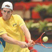 ATP Campus Cup erstmalig in der Messehalle Dornbirn