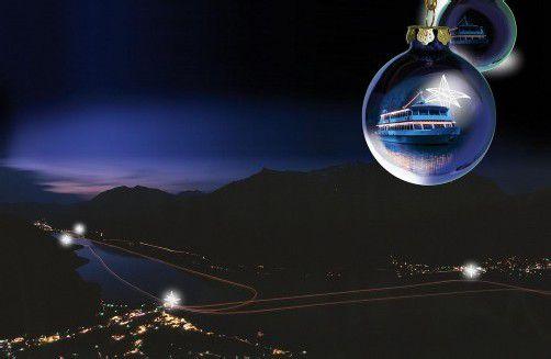 An den vier Adventsamstagen bietet der Tiroler Achensee ein besonderes Erlebnis. Foto: AT