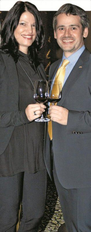 Angelika Wehinger und Erwin Kasper. Fotos: FRANC