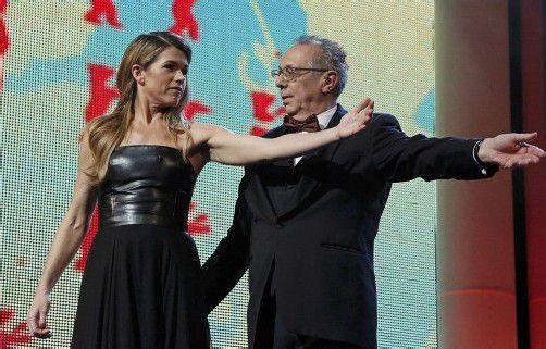Anke Engelke wird wieder mit Dieter Kosslick, Direktor der Filmfestspiele, durch das Programm führen.