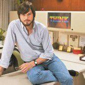 Kutcher als Jobs zu sehen