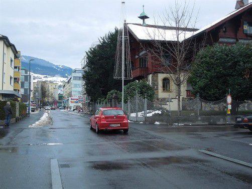 Auch auf die fehlenden Zebrastreifen wird vom Bürgerkomitee hingewiesen. Foto: cth