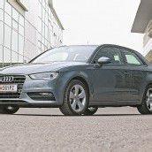 Audi hat den A3 auf Diät gesetzt
