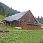 Investitionen in Neubau auf Alpe Sattel