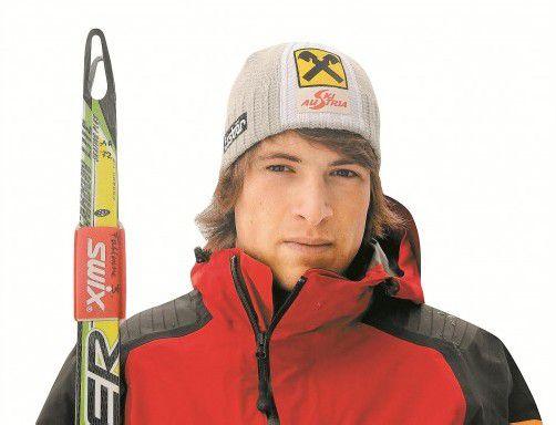 Aurelius Herburger startet beim Langlauf-Weltcup in Quebec. Foto: akp