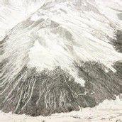 Berge gefaltet, gefächert, gespiegelt