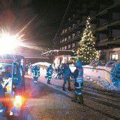 Kaminbrand im Hotel Löwen blieb glimpflich