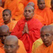 Buddhisten auf Diät gesetzt