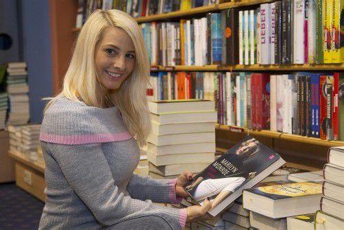 Bücher sind jedes Jahr beliebte Geschenke. Foto: VN/PAulitsch