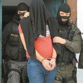 Nach Banküberfall: 25-Jähriger in U-Haft