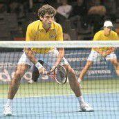 ATP-Turnier in der Messehalle
