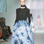 Mode wird 2013 blumig