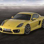 Porsche zeigt neuen Cayman